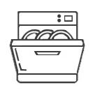 原装进口洗碗机
